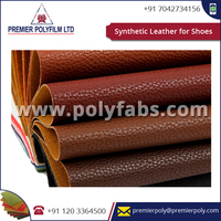 Fashionable Design Colorful PVC Synthetic Artificial Leather