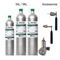 FastCalGaz Calibration Gases 34L 58L And