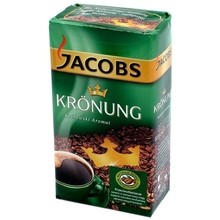 High Quality Jacobs Kronung Ground Coffee 500g