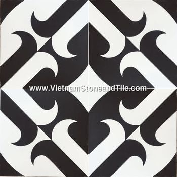 Size 200x200 Encaustic Cement Tiles From Vietnam