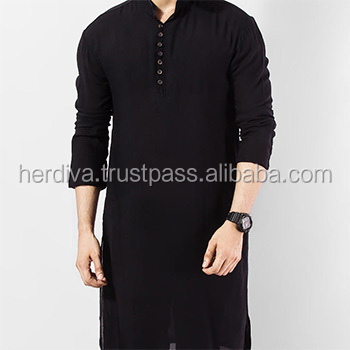 Men Kurta Plus size Clothing Long Sleeve pattern Collar Button Wholesale Supply Custom design Xs-15XL QUALITY Low price 100%