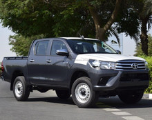 2018 HILUX DOUBLE CABIN PICK UP 2.4 DIESEL MANUAL
