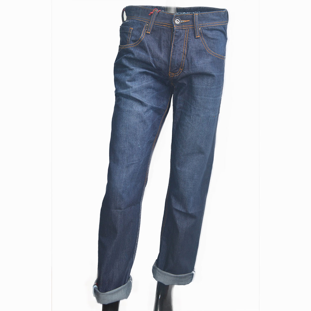 Oxygen Jean New Product 2017 Blue Denim Jean Regular type 705
