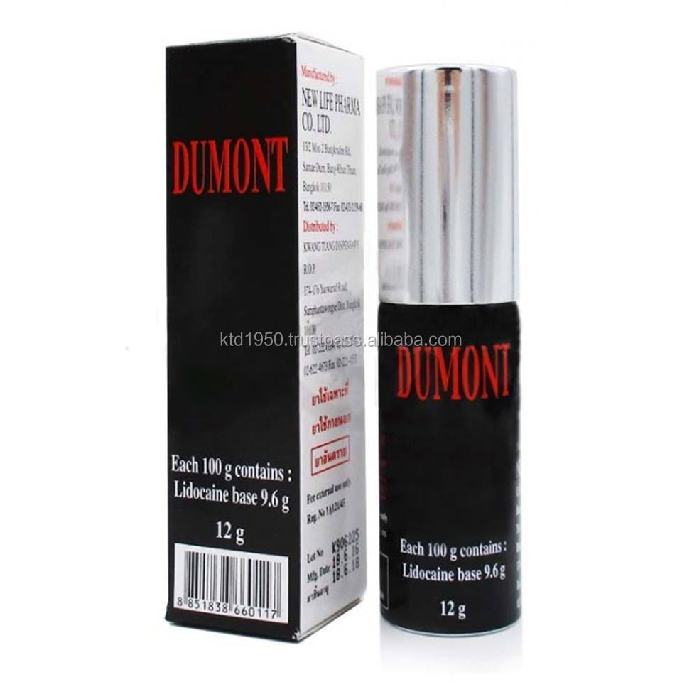 Strong Effective Best Power From Thailand Long Time Sex Delay Spray For Men