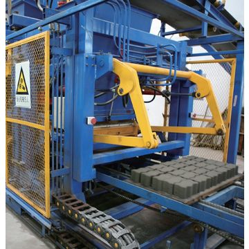 Good Quality Automatic Concrete Block Making Machine