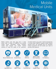 Mobile Clinics and Hopsital