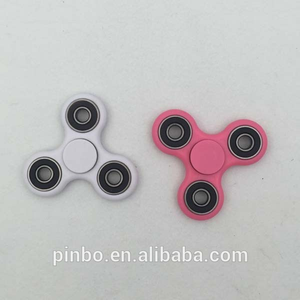 NP christmas fidget toy/fidget spinner with high speed 608 ceramic bearing