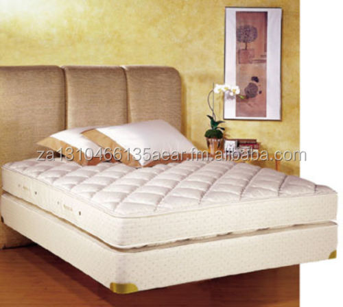 Royal Cloud King-Size Pillowtop 800i Innerspring Mattress with Box Spring