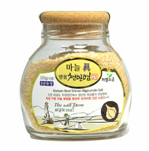 Best sale Natural Summer Sunshine Premium 220g Garlic Sea Salt