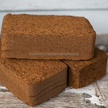 Coco Peat Blocks,multi media soil substitute has replaced Peat Moss & Potting Soil