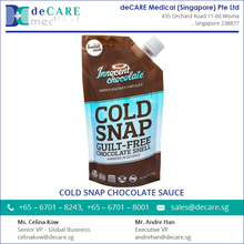 Competitive Price Wholesale Delicious Chocolate Sauce Exporter