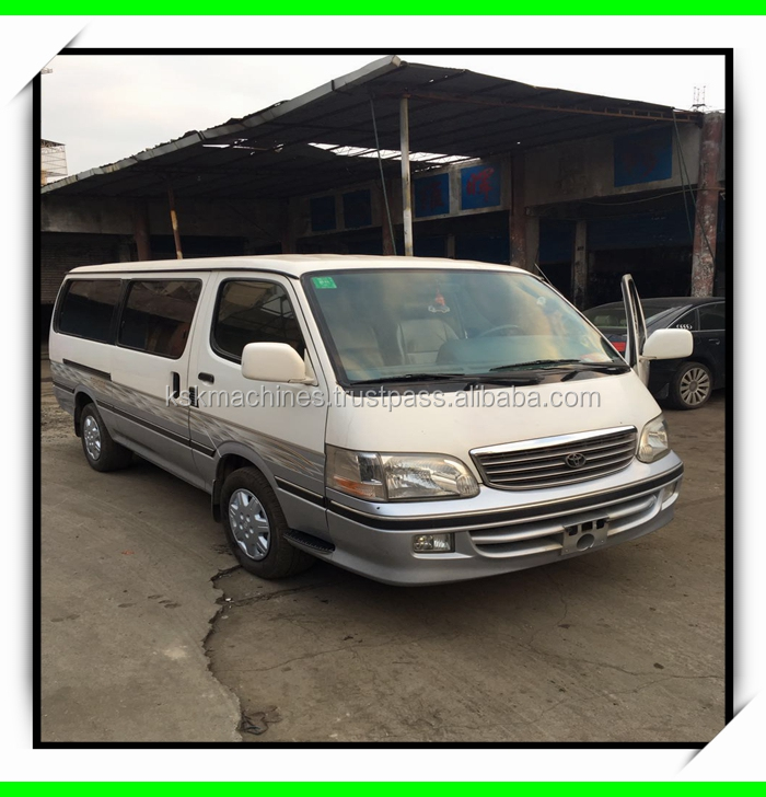 LOWEST PRICE Used toyo ta hiace bus Diesel fuel Toyo ta hiace bus fores sale