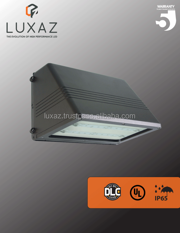 Best product High Efficiency 80W LED Wall Pack