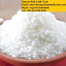 DESICCATED COCONUT LOW FAT/DESICCATED COCONUT HIGH FAT