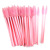 Disposable Nylon Hair Eyelash Extension Applicator Mascara Wand in Dispenser