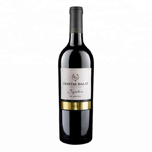 CHATEAU DALAT SIGNATURE SHIRAZ RED WINE 750ML (FROM VIETNAM)