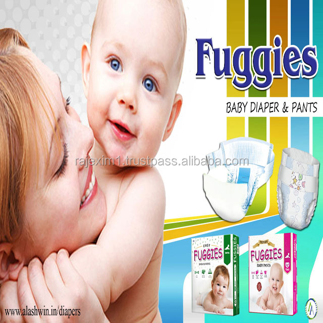 Hygenic Best Quality Cotton Baby Diapers