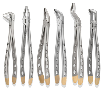DENTAL EXTRACTION FORCEPS English Pattern Dental Instruments Dentist Tools