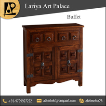 Wide Range of Wood Buffet at Wholesale Rate