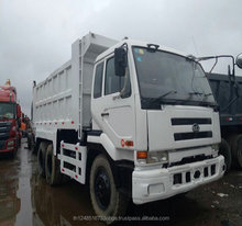 Low Price Used Nissan UD Dump Truck of Japan Nissan UD hot sale in shanghai