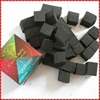 High Quality Indonesian Coconut Shell Charcoal For Hookah / Shisha