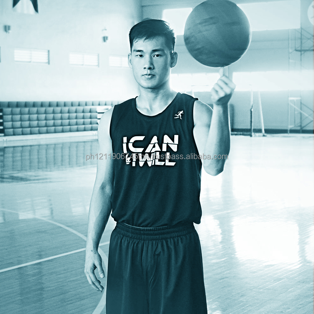 I can & I will training jersey