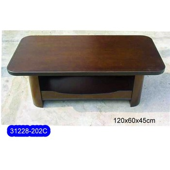 Stock Wooden Office Coffee Table 31228-202C