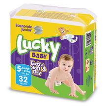 baby diapers junior Lucky Baby