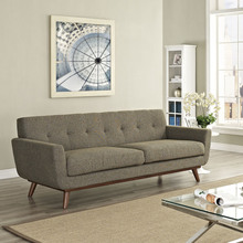 Sofa Two Stands Elsy Living Room Modern Furniture