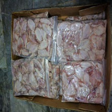 Halal Frozen Chicken Mid Wing Joints A Grade and AA Grade Frozen Chicken Wings Export Quality.