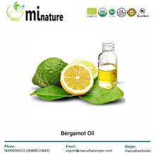 100% Natural Bergamot Pure Essential Oil