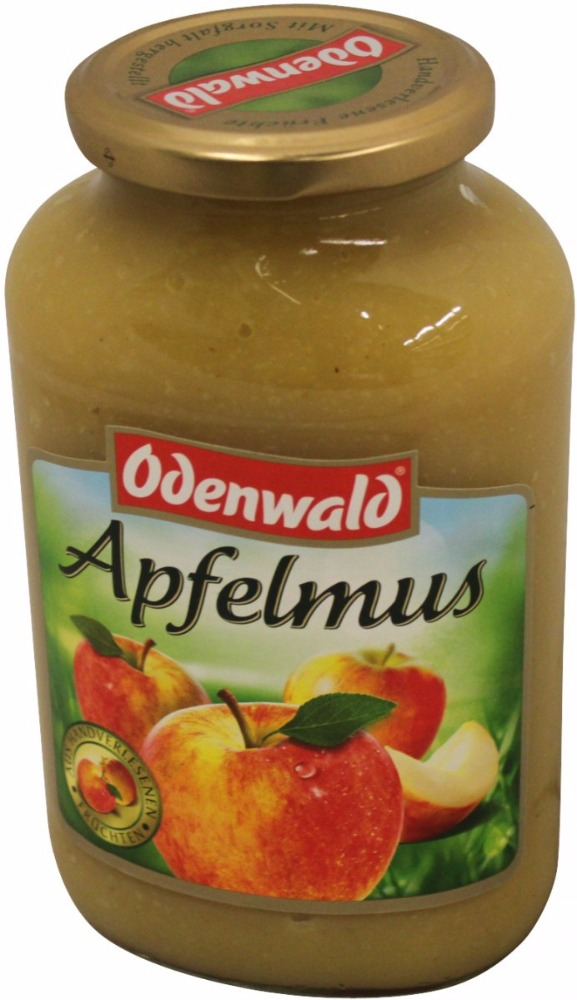 Odenwald Fruits Applesauce 720g