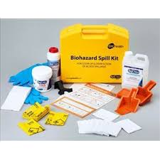BLOOD SPILL KIT FOR EMERGENCY AT SITE