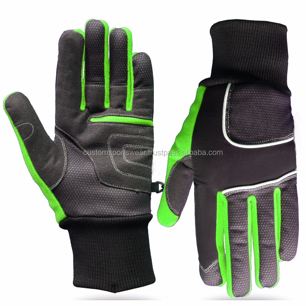 Cycling Gloves Adjustable Bicycle Riding/Bike Gloves
