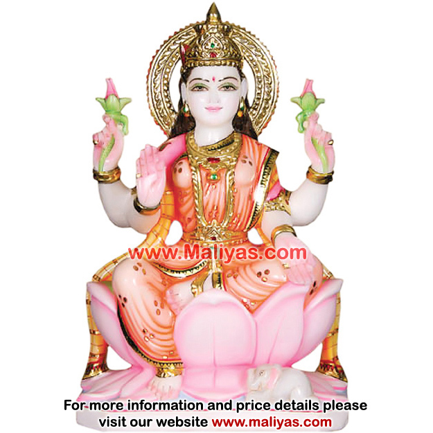 Marble Lakshmi Mata Statues Traders, wholesalers and Buyers