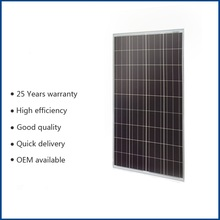 Hot sale High efficiency Cheap solar panel factory 225W 230W 250W Polycrystalline solar panel price
