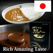 Best-selling and tasty seasoning curry sauce with easy to use / made in Japan
