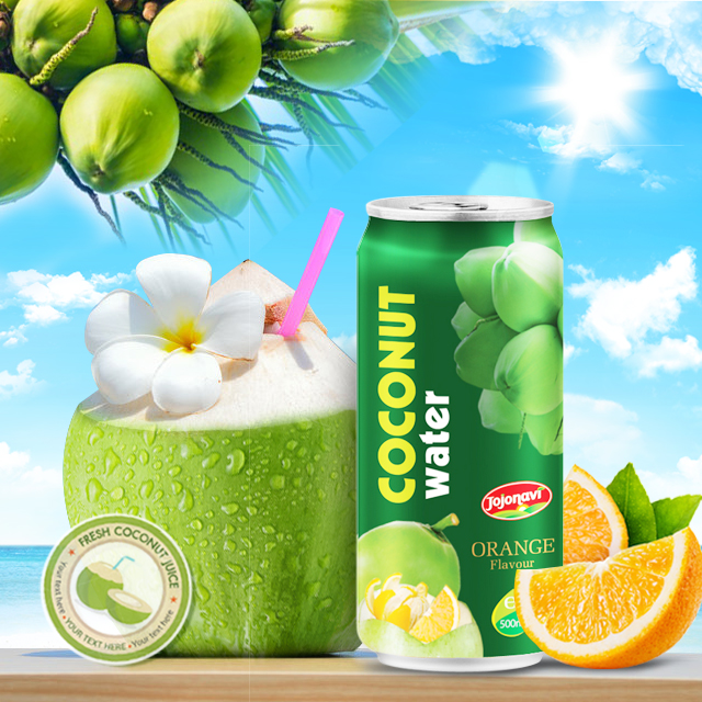 delicious wholesale organic coconut water for export JOJONAVI brands
