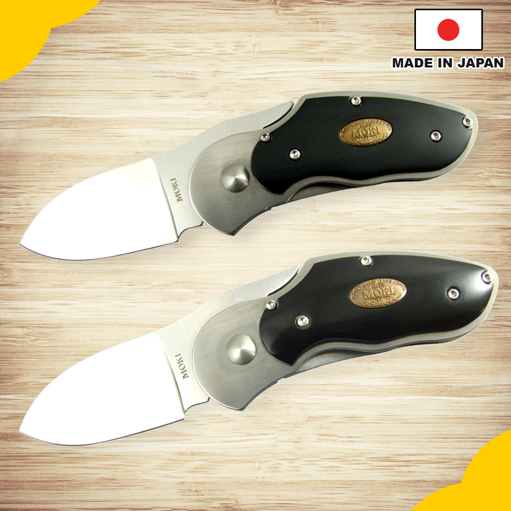 "Handcrafted and high quality mini folding knife, folding knife ""Rabbit"" made in Japan at reasonable prices"