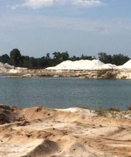 RIVER SAND FOR CONSTRUCTION / from MALAYSIA