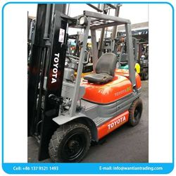 Superior top 3 ton used forklift truck