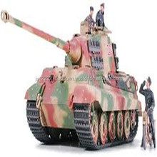 Easy to use and Convenience MM 252 1/35 German Heavy Tank King Tiger (Ardennes Front) Plastic model at reasonable prices
