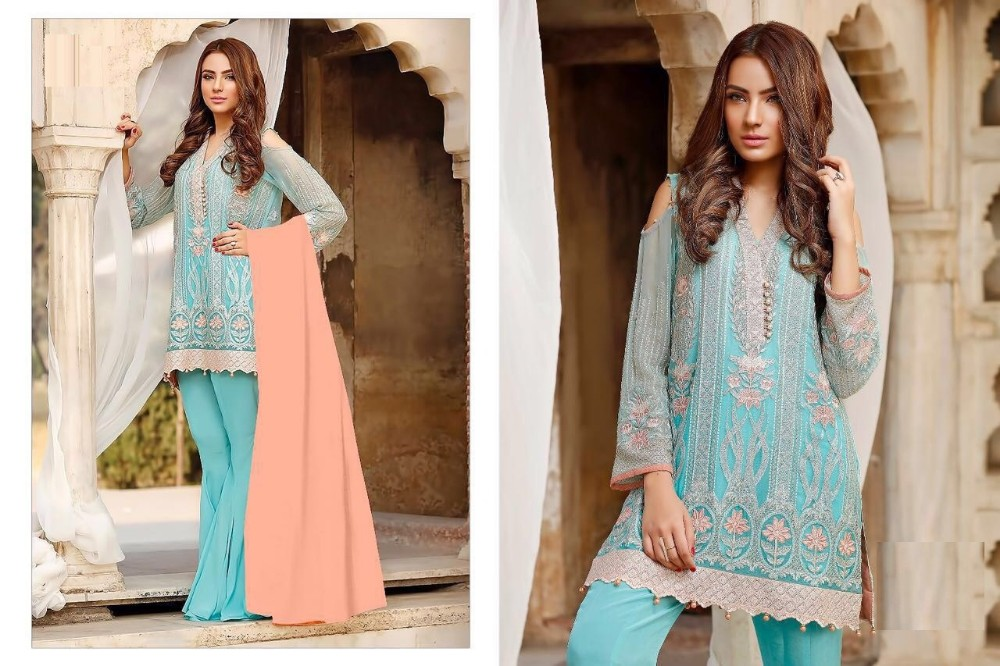 New latest long kurti designs salwar kameez muslim dress