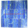 Imported Top Quality LAPIS LAZULI SOLID TILES
