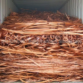 Millberry Copper wire scrap 99.99%