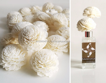 Jasmine sola flower for reed diffuser home fragrance .