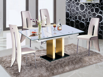 Stainless steel dinning room furniture