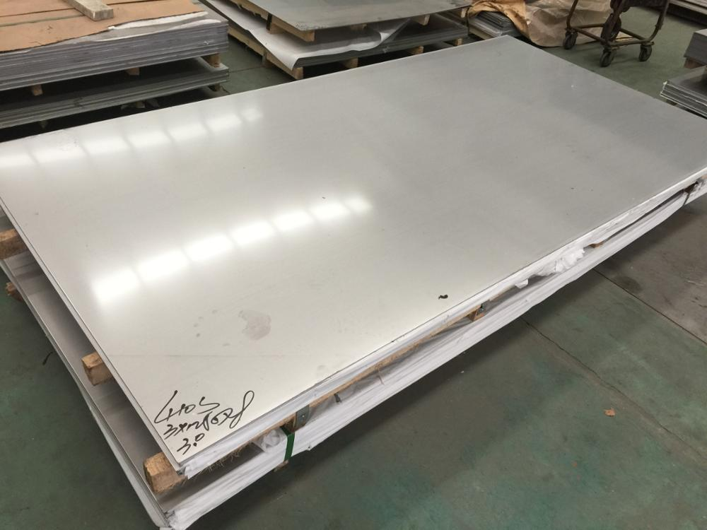 JIS SUS410S stainless steel sheet, cold rolled, annealed, 2B finish, thickness 3.0mm