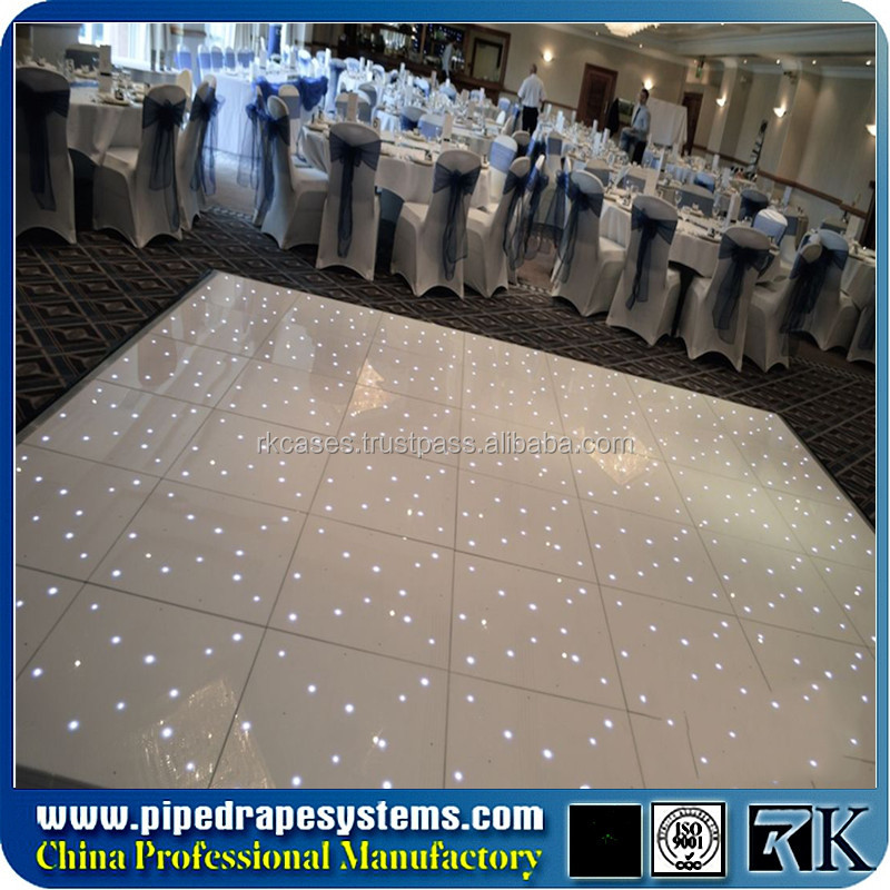 RK Waterproof LED Dance Floor for bar/club decoration