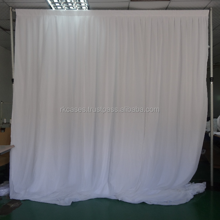 RK manufacturer pipe and drape with factory price for sale